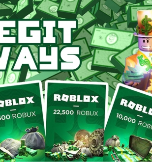 How to Get Free Robux on Roblox - Legit Ways