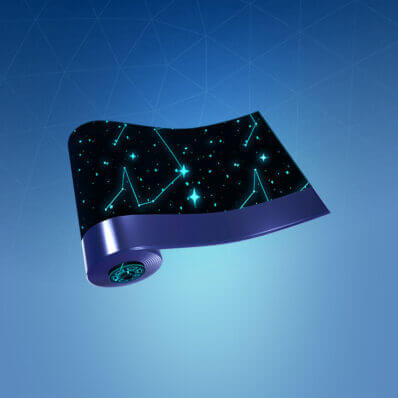 Fortnite Wrap - Shooting Stars Set